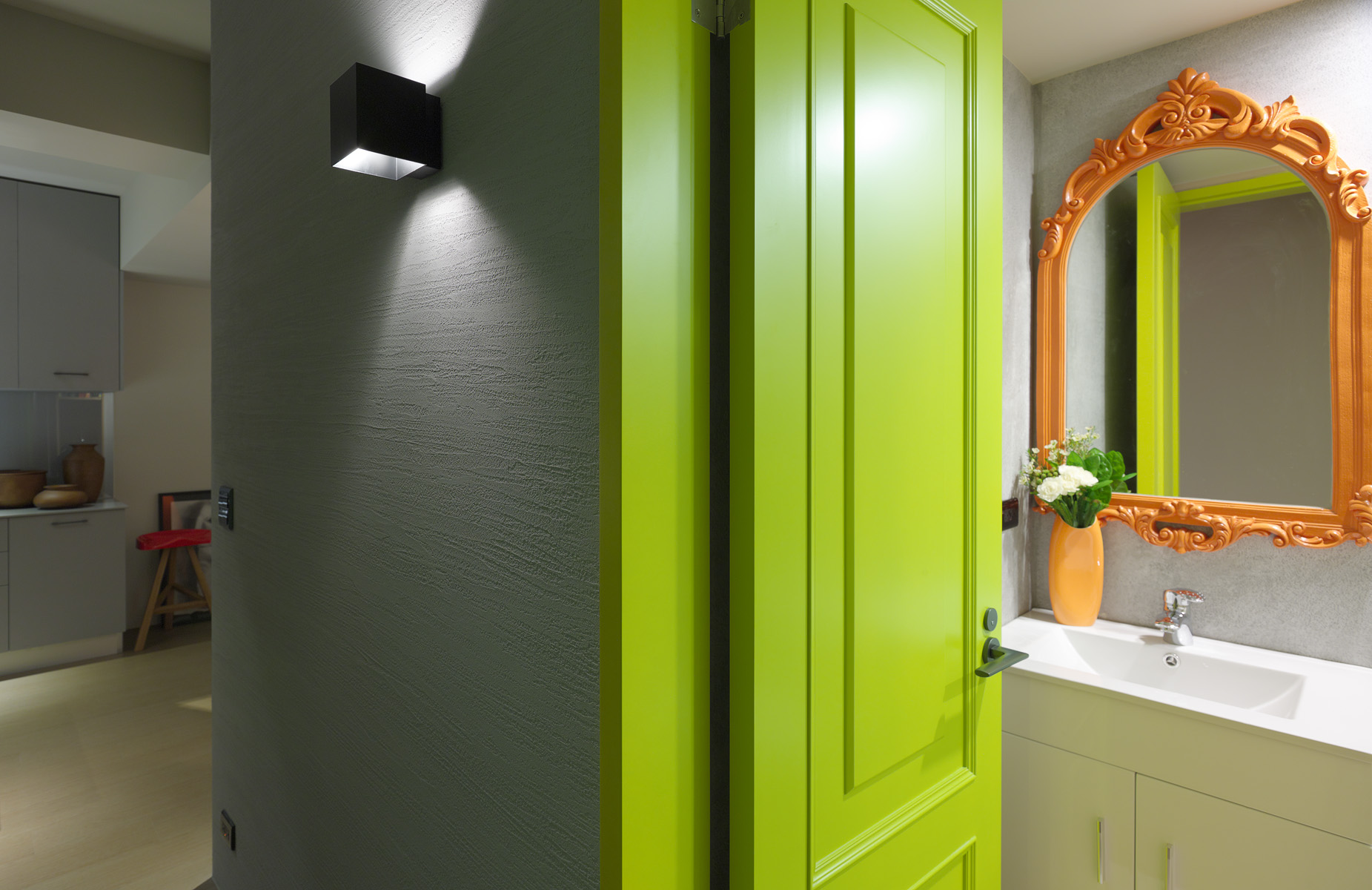 5-funky-mirror-frame-interior-design-ideas-the-overall-palette-of ...
