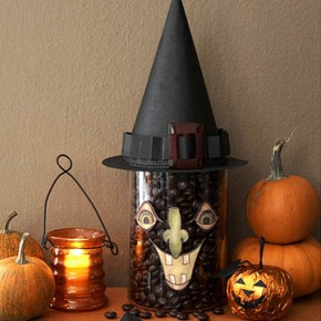 50 Awesome Halloween Decorating Ideas Fireplace Funny Pumpkins