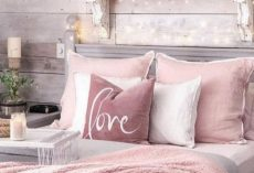 20 Romantic Pink Bedroom Interior Design Ideas