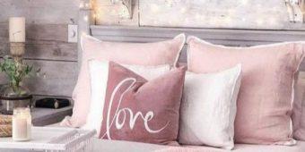 20 Romantic Pink Bedroom Interior Design Ideas