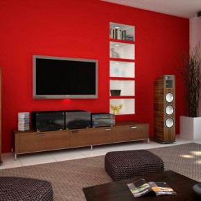 7 Living Rooms By Archmodels2  10 Rooms That Are Designed Around Televisions Photo  9