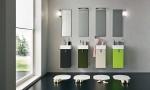 Amazing Bathroom Ideas Stand Toilet Greean Black White