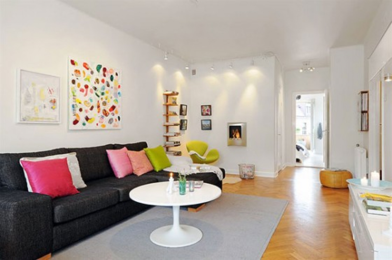 20 Summer Living Room Decoration Ideas
