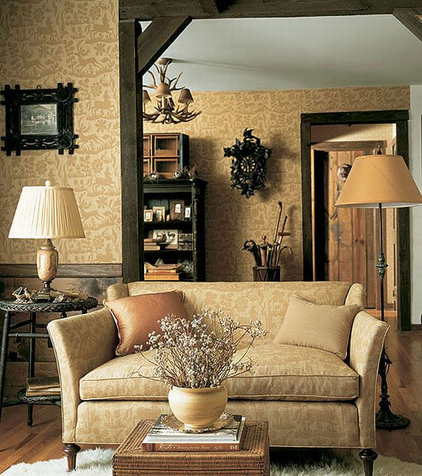 French Country Interior Design [Gallery]