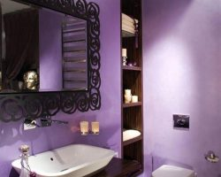 20 Lavender Bathroom Ideas