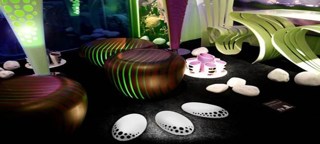 Interior Design : Underwater Design by Giancarlo Zema