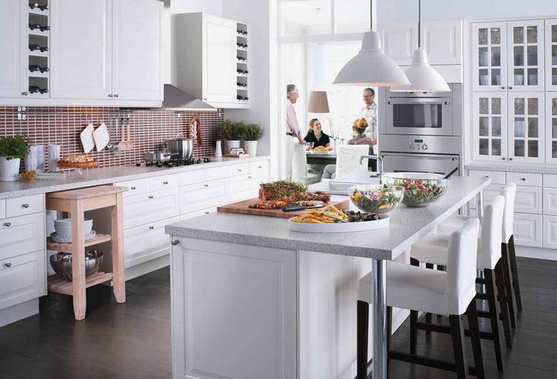 Delicieux ... Kitchen Design Ideas 2012 By IKEA