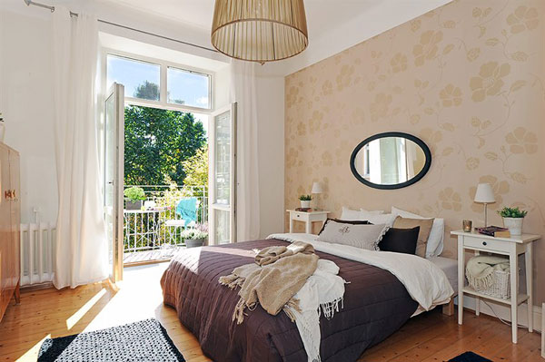 Top 30 Modern Swedish Bedroom Designs