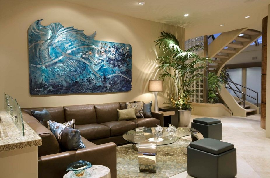 Renovate Your Home Wall Decor With Fabulous Modern Mermaid Bedroom Ideas And Make It Awesome For Interior