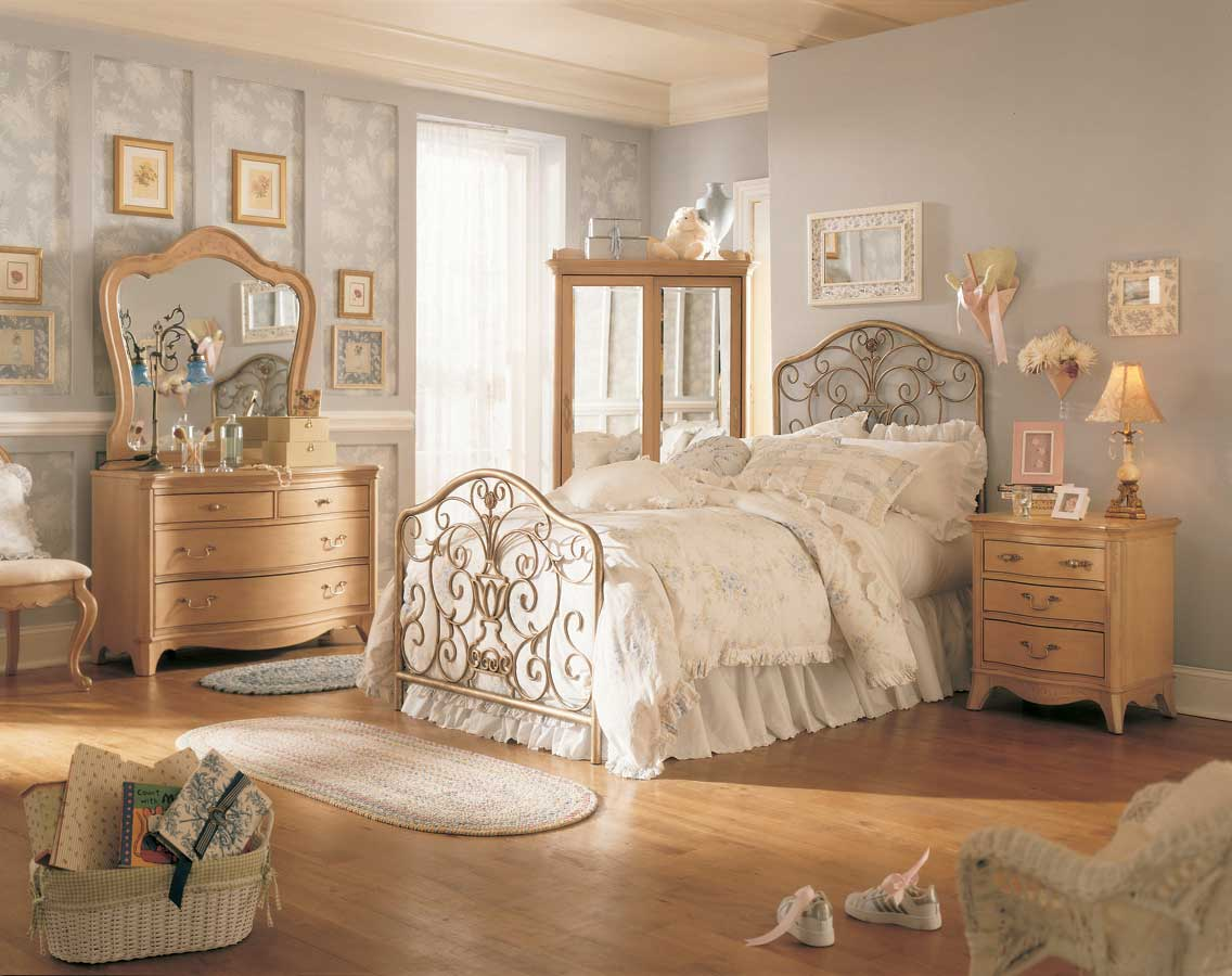 Retro Vintage Bedroom Designs And Ideas 2 Interior Design Center Rh Getitcut Com
