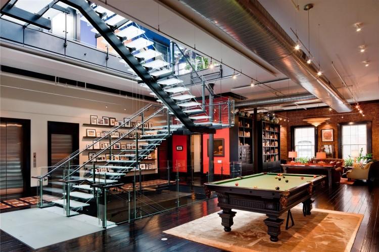 $30Million: Get The Spectacular Triplex in Tribeca