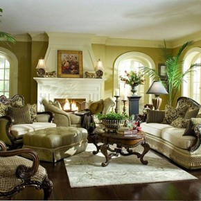 Traditional Living Room Ideas-16