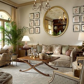 Traditional Living Room Ideas-17
