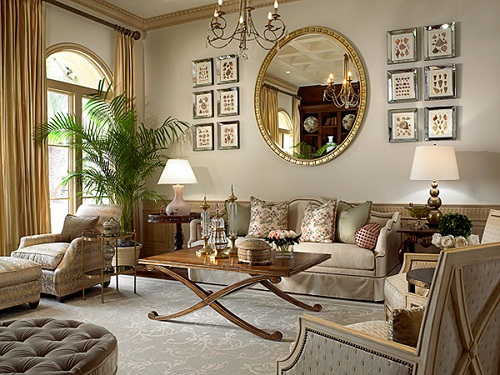 20 Amazing Traditional Living Room Ideas
