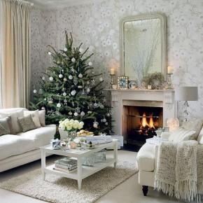 Beautiful Christmas Tree Decorations 10 Beautiful Christmas Tree Decorating Ideas Photo 1