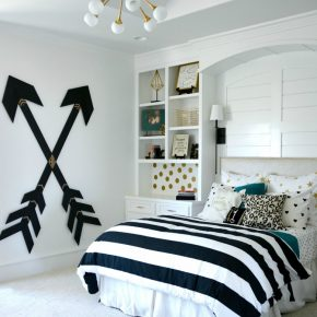 Chic Black And White Bedroom Design For Young Adults Clickbratislava.com