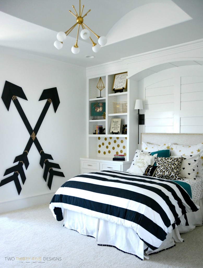 Black And White Bedroom Designs For Teenage Girls Bedrooms Black And