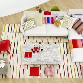 Bright Living Room Modern Sofa.jpeg  665x422  Beautiful Modern Style Sofas  Pict  1
