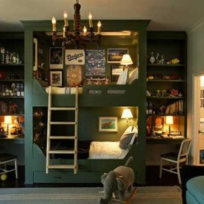 Bunk Beds 10 30 Fresh Space-Saving Bunk Beds Ideas For Your Home Image 10