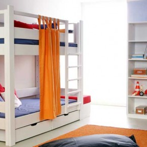Bunk Beds 13 30 Fresh Space-Saving Bunk Beds Ideas For Your Home Image 13
