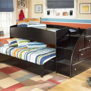 Bunk Beds 17 30 Fresh Space-Saving Bunk Beds Ideas For Your Home Wallpaper 17