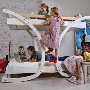 Bunk Beds 21 30 Fresh Space-Saving Bunk Beds Ideas For Your Home Image 21