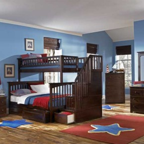 Bunk Beds 23 30 Fresh Space-Saving Bunk Beds Ideas For Your Home Wallpaper 23