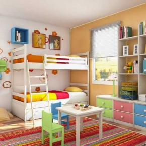 Bunk Beds 25 30 Fresh Space-Saving Bunk Beds Ideas For Your Home Wallpaper 25