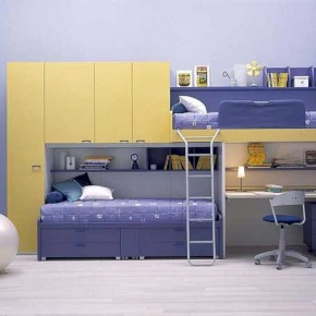 Bunk Beds 28 30 Fresh Space-Saving Bunk Beds Ideas For Your Home Picture 28