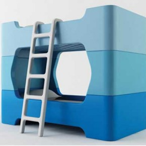Bunk Beds 30 30 Fresh Space-Saving Bunk Beds Ideas For Your Home Photo 30