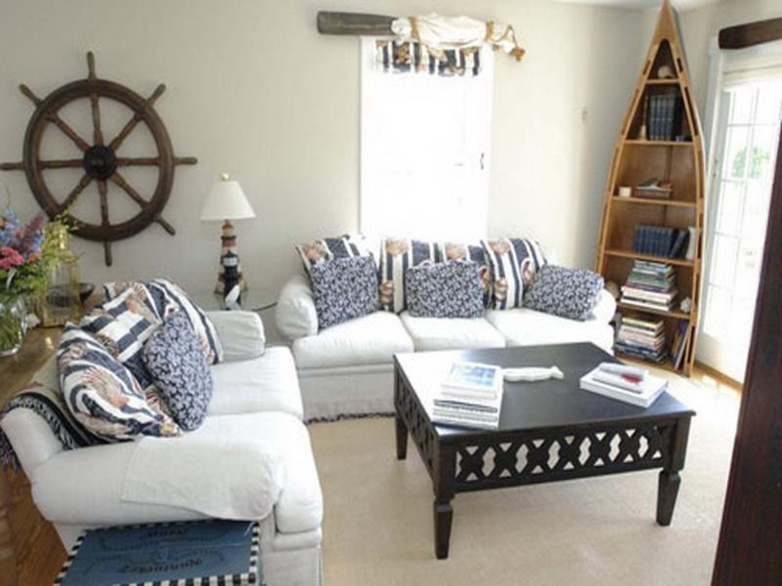 Nautical Living Room Accessories Home Decor Within Coastal Style Furniture Interior Design Center Inspiration