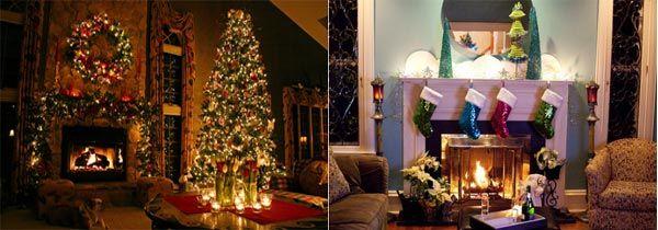 Christmas Interior Decor Idea 26 Christmas Decorating