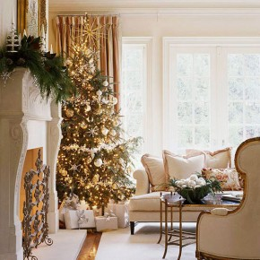 Christmas Living Room 11 33 Christmas Decorations Ideas Bringing The Christmas Spirit into Your Living Room Wallpaper 15