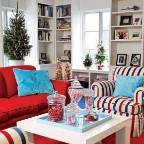 Christmas Living Room 23 33 Christmas Decorations Ideas Bringing The Christmas Spirit into Your Living Room Image 27