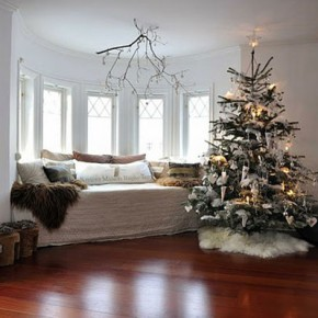Christmas Living Room 24 33 Christmas Decorations Ideas Bringing The Christmas Spirit into Your Living Room Image 4