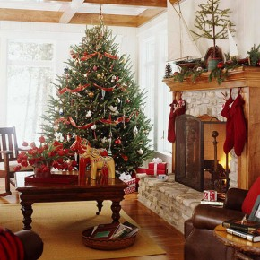 Christmas Living Room 7 33 Christmas Decorations Ideas Bringing The Christmas Spirit into Your Living Room Wallpaper 11