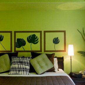 Lime Green Bedroom Design Sangophotographygallery