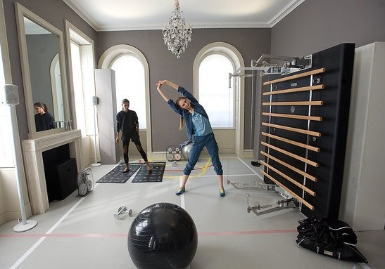 20 Home Workout Room Gym Design Ideas