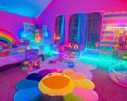 20 Rainbow Interior Design Ideas