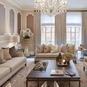 20 Classy High End Interior Design Ideas for the Home ...