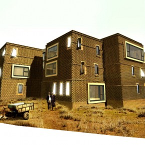 Encore Heureux + G Studio 14  40 Revolutionary Housing Concepts from Ordos 100  Image  16