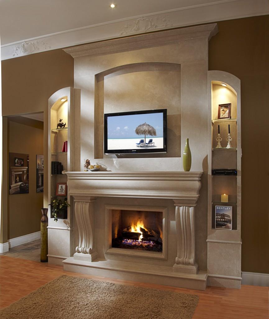 fireplace decorating ideas for summer interior design center rh getitcut com
