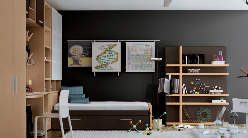 Themed Teen Rooms For Great Youngsters