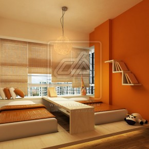 Great Solution For Two Kids Sharing A Room  Kids Room Inspiration  Pict  4