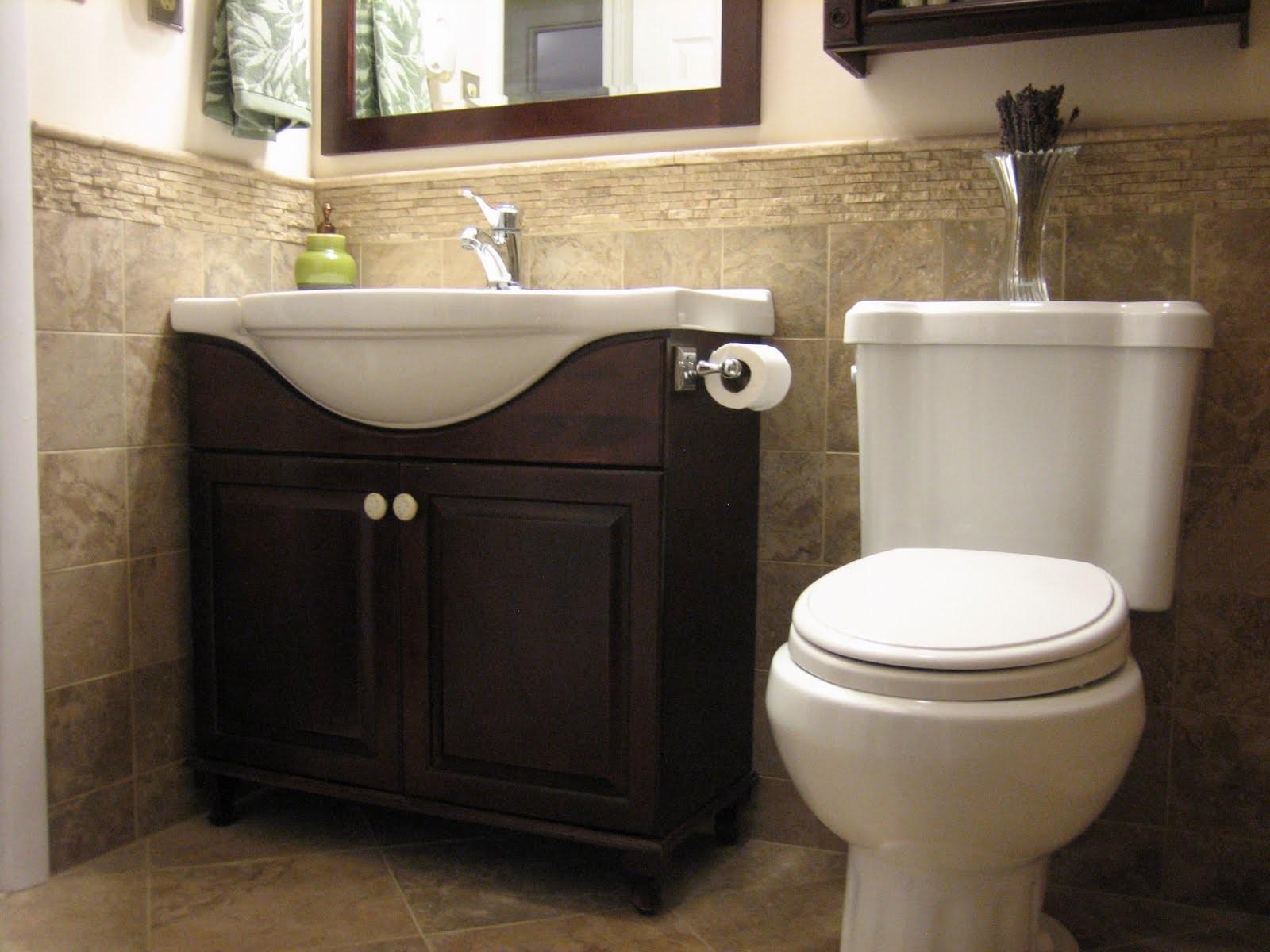 Half Bathroom Tile Ideas Pwinteriors Bathroom Theydesign With Bathroom Tile Decorating Ideas Bathroom Tile Decorating Ideas Interior Design Center Inspiration