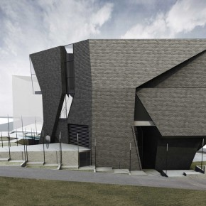 I . K Studio 18  40 Revolutionary Housing Concepts from Ordos 100  Picture  20