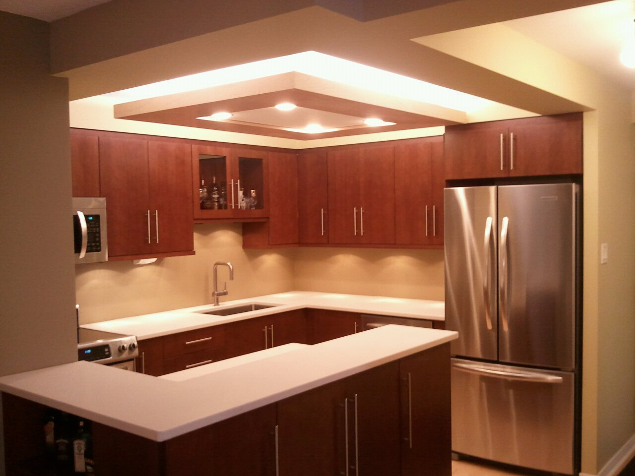 Kitchen Ceilings Designs Update Drop Ceiling Kitchen Lighting Simple