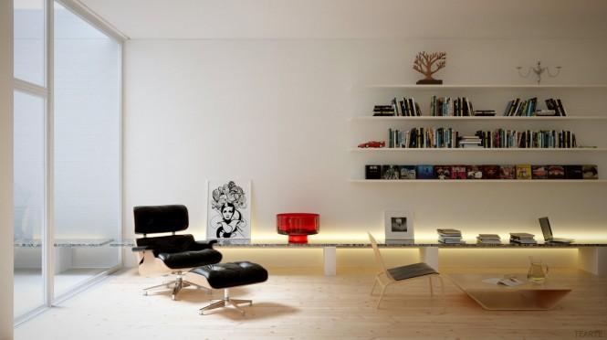 Ideas for Minimalist Spaces by Rafael Reis