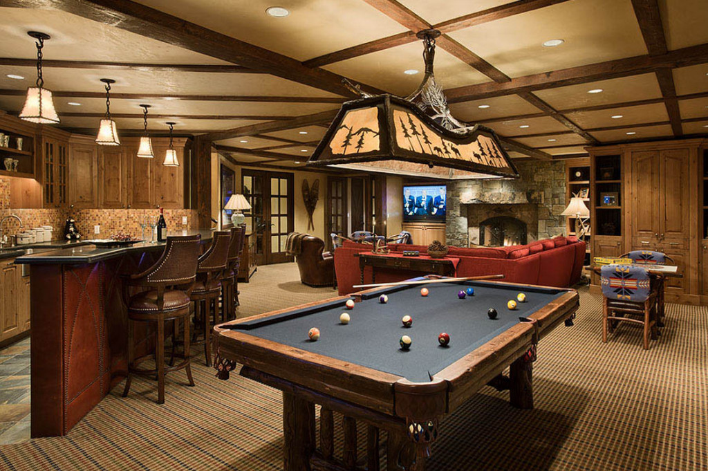 20 Sports Man Cave Ideas
