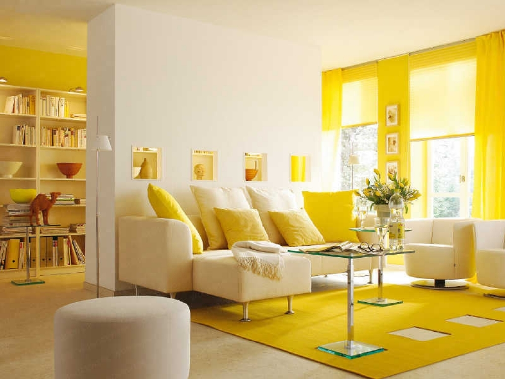 Elegant Yellow Living Room Ideas Living Room Decorating With
